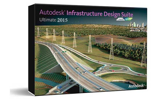 Autodesk Infrastructure Design Suite Ultimate 2015 software download