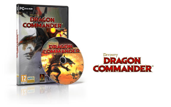 دانلود بازی کامپیوتر Divinity Dragon Commander Imperial Edition